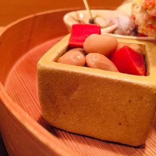 五目豆(料理 澤)