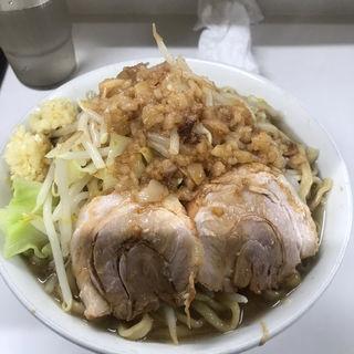 ラーメン(ラーメン荘 歴史を刻め なかもず店)