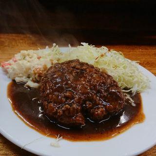 ハンバーグ定食(こづち)