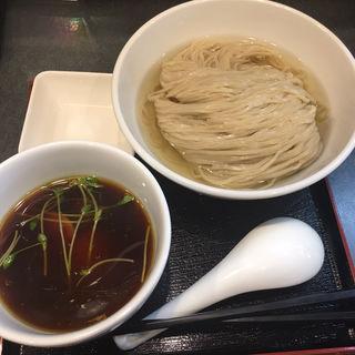 昆布水の醤油つけ麺(幸跳 (さちはね))