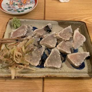 サワラのたたき(氏ノ木 )