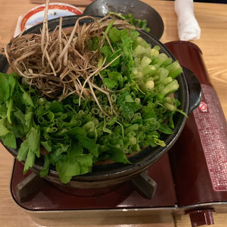 #セリ鍋(氏ノ木 )
