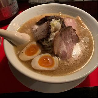札幌味噌チャーシューらーめん(麺八 )