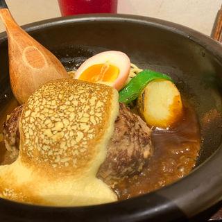 山本のハンバーグ(山本のハンバーグ 渋谷食堂)