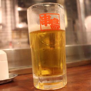 生ビール(串鳥 中央店)