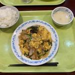 木須肉+ライスセット