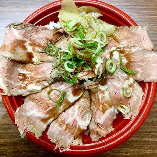ローストビーフ丼(催事用)(二代目 けんのすけ  (【旧店名】けんのすけ 本店))