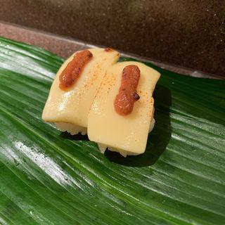 炙りチーズ(じねん お初天神店)