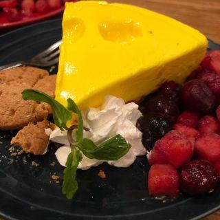 チーズ×チーズ×チーズ(cheese cheers cafe ebisu)