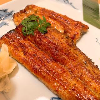 鰻 蒲焼き