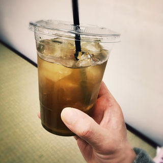 レモングラス焙じ茶(アイス)(製茶所 山科)