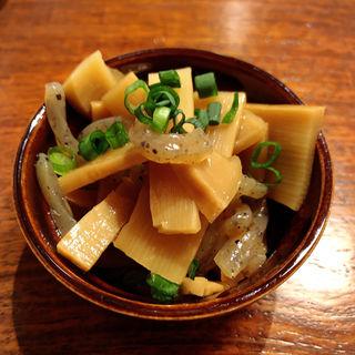 筍の煮物(メシ酒場 鈴木ちゃん)