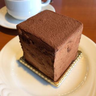 チョコレートケーキ(シベールの杜 天童店 )