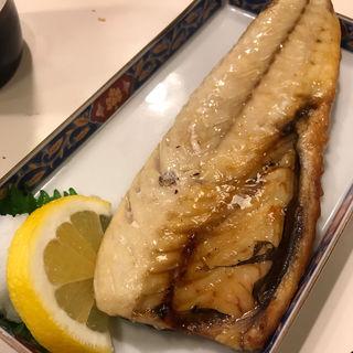 ほっけ焼き(大衆酒場寿海本店 )