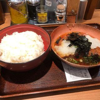 おろしかつ丼(祭太鼓 阪急三番街店 )
