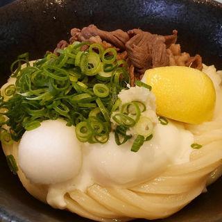 肉温玉ぶっかけ(讃岐屋 雅次郎 )