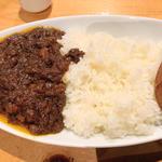 地鶏野菜カレー(地鶏ダイニング番長)
