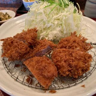 和風おろしカツ定食(とんかつ廣 )