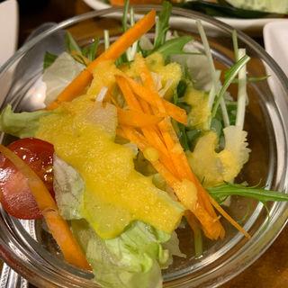 野菜サラダ(ハチミツボタン )