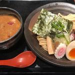 濃厚煮干つけ麺(期間限定)