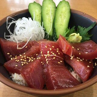 鮪漬け丼(横須賀パーキングエリア(下り線)