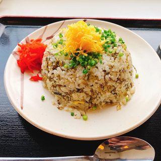 高菜飯(あそ望の郷くぎの)