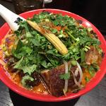 特製カラシビ味噌らー麺