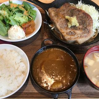 生姜焼き(東京オーブン)