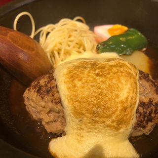クワトロチーズハンバーグ(単品)