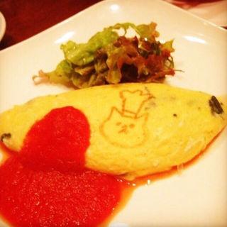 ハマの野菜入りオムレツ(ヨコハマココット)