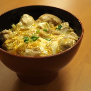 桜姫鶏の親子丼(から好し 豊中南店)