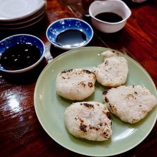 焼き餅(立吞み処 ぎをんのえりぃ)
