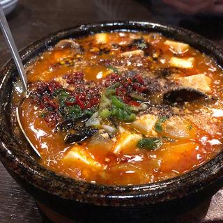 麻婆豆腐(媽媽厨房)