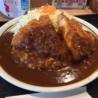 かつカレー(かつさと 浜道店 )