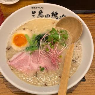 鶏次ホワイト醤油(麺や 鳥の鶏次 )