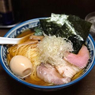 特製醤油ラーメン(麺処さとう)