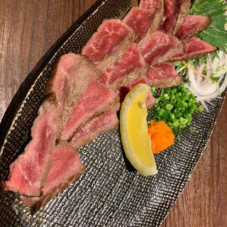 牛肉炙り(博多ほてい屋祇園店)