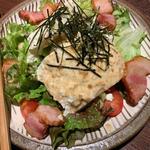 ベーコン野菜サラダ