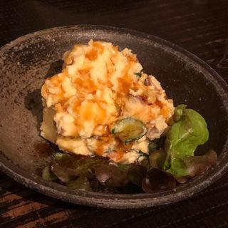 ポテトサラダ(雄屋 わさび (たけや わさび))