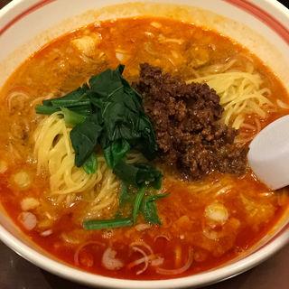 担々麺(一楽)