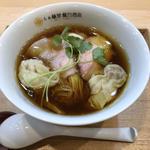 わんたん入り醤油らぁ麺(らぁ麺屋 飯田商店 )
