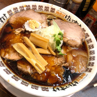 肉そば(肉そばけいすけ 住吉店 )