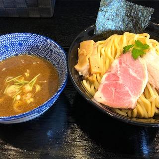 濃厚つけ麺(麺屋 中川會 住吉店)