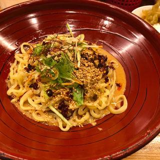 汁なし金胡麻担々麺(金蠍 (キンカツ))