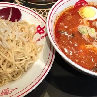 冷やし五目蒙古タンメン(蒙古タンメン中本 渋谷店)
