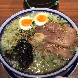 牛タンねぎ塩ラーメン(きぞう (㐂蔵))