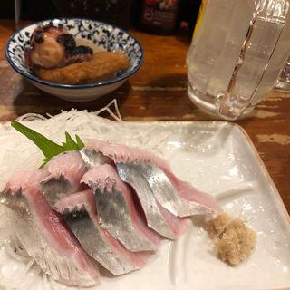 にしんの刺身(はこはち漁港 )