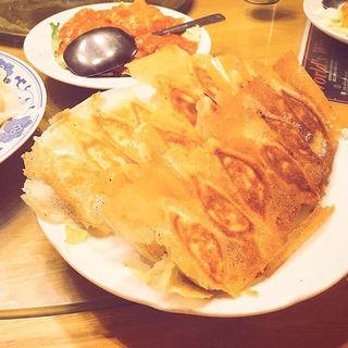焼き餃子(ニイハオ 本店)