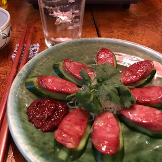 腸詰(餃子坊 豚八戒)