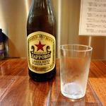 サッポロラガービール(瓶)